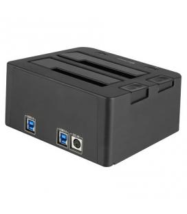 Sharkoon SATA QuickPort Duo USB3.0 Negro