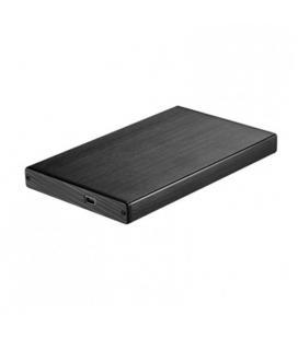 CAJA HDD TOOQ TQE-2527B 2.5'' SATA USB3.0 NEGRA