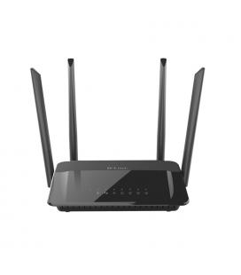 ROUTER INAL. D-LINK DIR-842 4PTOS WIFI-AC/1200MBPS DUALBAND 4ANTENAS WPS