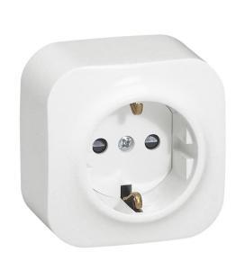 Base de corriente legrand  forix 782420 - ip21 - blanco