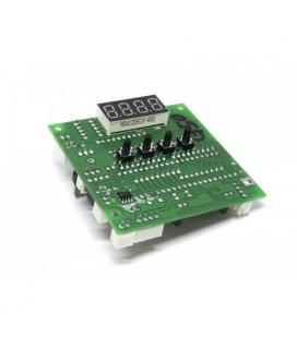 PLACA MAIN PCB + DISPLAY (stcv3.2.pcb) QL-16 PULSAR QUARKPRO