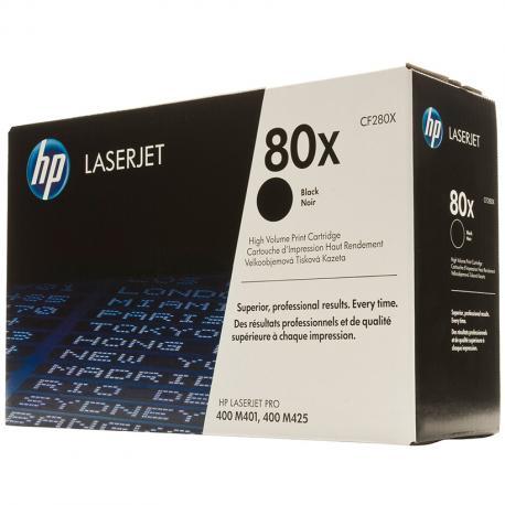 TONER NEGRO HP Nº80X 6900 - Imagen 1