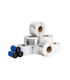 Godex Caja 6 Rollos Etiquetas Térmicas 57x76mm