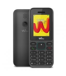 "Wiko Lubi5 Telefono Movil 1.8"" QVGA BT Negro"