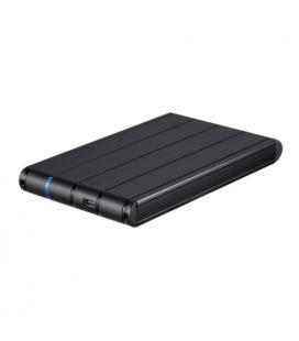 CAJA HDD TOOQ TQE-2530B 2.5'' SATA USB3.0 9,5MM NEGRA