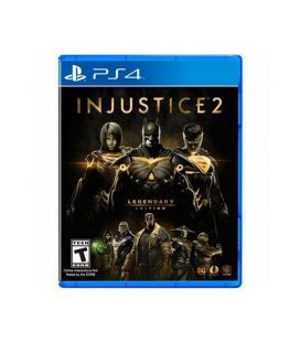 JUEGO SONY PS4 INJUSTICE 2 LEGENDARY EDITION - Imagen 1