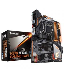 Gigabyte Placa Base H370 AORUS GAMING 3 WIFI 1151