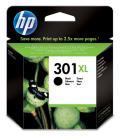 HP CARTUCHO DE TINTA 301XL BLACK