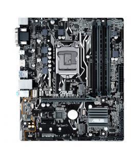 Placa base asus intel prime b250m-a/csm socket 1151 ddr4x4 2400mhz max 64gb dvi-d d-sub hdmi matx