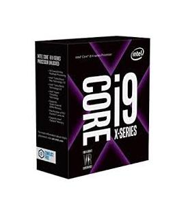Intel Core ® i9-7900X X-series Processor (13.75M Cache, up to 4.30 GHz) 3.3GHz 13.75MB L3 Caja procesador