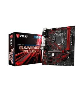 MSI Placa Base B360M GAMING PLUS mATX LGA1151