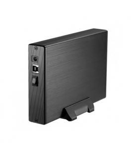 Tooq TQE-3527B. Caja externa HD 3.5 USB 3.0 Negra - Imagen 1
