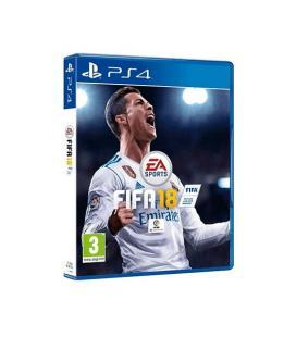 JUEGO SONY PS4 FIFA 18 - Imagen 1