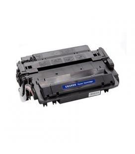INKOEM Tóner Compatible HP 55X Negro