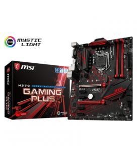MSI Placa Base H370 GAMING PLUS ATX LGA1151