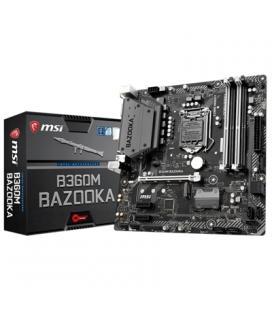 MSI Placa Base B360M BAZOOKA mATX LGA1151