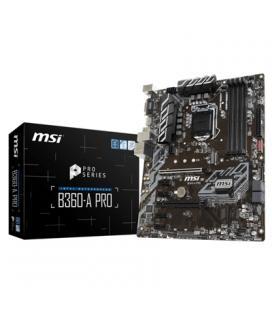MSI Placa Base B360-A PRO ATX LGA1151