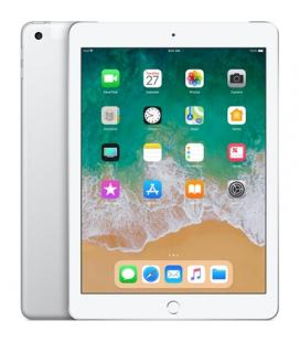 Apple iPad 2018 Wi-Fi + Cellular 32GB - Silver