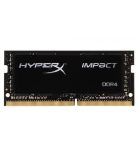 MEMORIA KINGSTON HYPERX IMPACT SODIMM DDR4 8GB 3200MHZ CL20 HX432S20IB2/8