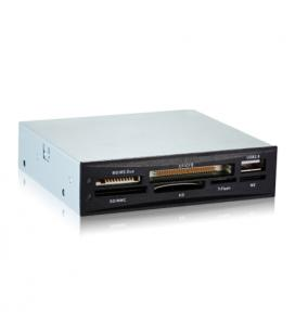 MULTILECTOR INTERNO 3.5'' TOOQ TQR-208B TARJETAS FLASH / USB2.0
