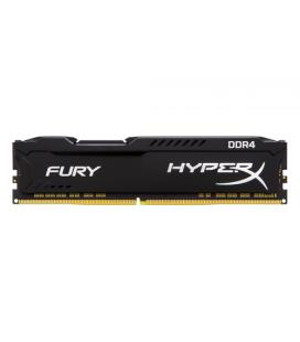 MEMORIA KINGSTON HYPERX FURY DDR4 8GB 3200MHZ CL18 1RX8 BLACK HX432C18FB2/8