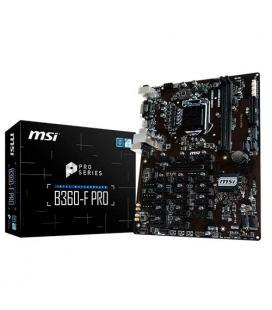 PLACA MSI B360-F PRO (MODELO MINING)