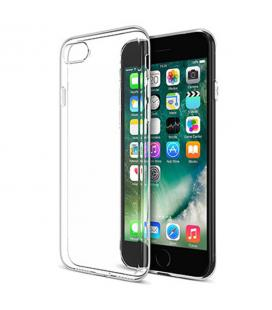 Funda silicona gel transparente para iPhone 7