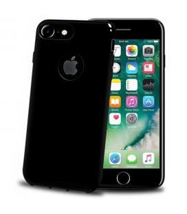 Funda de silicona para iPhone 7 negra