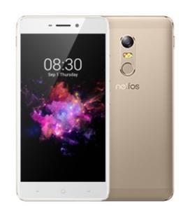 "Telefono movil smartphone tp link neffos x1 max gold/ 5.5""/ 32gb rom/ 3gb ram/ octa core / 13mpx - 5mpx/ 4g/ lector de huella"