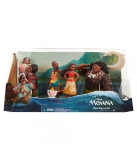 Set figuras Vaiana Disney
