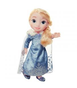 Muñeca Elsa Frozen Disney 35cm corto Olaf