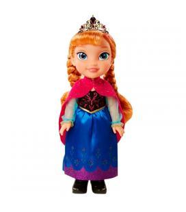 Muñeca Anna Frozen Disney 35cm capa invierno