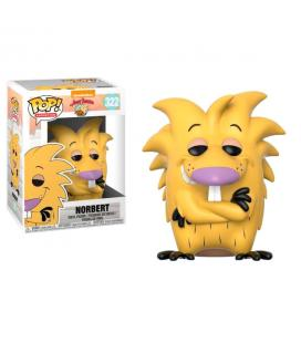 Figura POP Angry Beavers Norbert