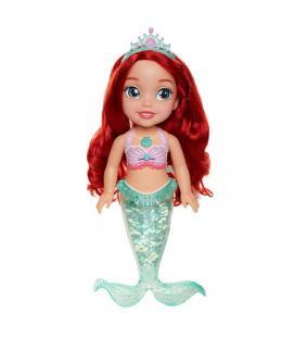 Muñeca Ariel Sirenita Disney 35cm luces