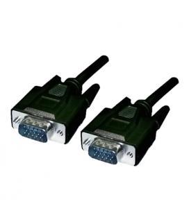 Cable SVGA. HDB15/M-HDB15/M. 1.8m