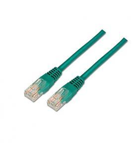 Cable UTP Cat.6 2m Verde