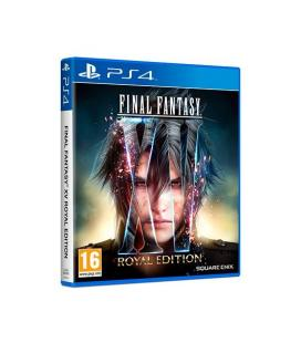 JUEGO SONY PS4 FINAL FANTASY XV ROYALE EDITION