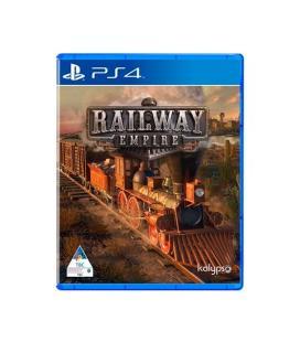 JUEGO SONY PS4 RAILWAY EMPIRE - Imagen 1