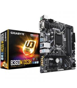 Gigabyte Placa Base B360M DS3H mATX 1151