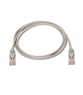 Cable flexible SSTP Cat.6 2m Gris
