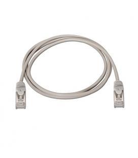 Cable flexible SSTP Cat.6 2m Gris