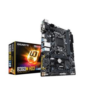 PLACA BASE GIGABYTE 1151-8G B360M HD3