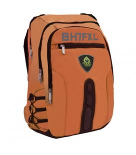 "KEEP OUT BK7FOXL Mochila 17"" Full Gaming Orange - Imagen 1"