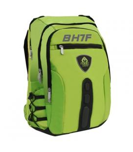 "KEEP OUT BK7FG Mochila 15.6"" Full Gaming Green - Imagen 1"