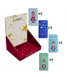 Susiko 10 PowerBank Dia Madre + Expositor