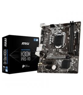 MSI Placa Base H310M PRO-VD mATX LGA1151