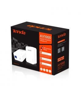 TENDA KIT POWERLINE AV1000 1000MBPS, ETHERNET (PH3)