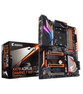Gigabyte Aorus Placa Base X470 GAMING 7 WIFI AM4