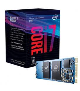 CPU INTEL CORE I7-8700 + OPTANE MEMORY 16GB