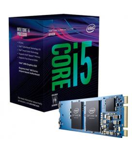CPU INTEL CORE I5-8500 + OPTANE MEMORY 16GB